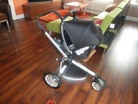 Quinny Buzz 3 Travel System Complete+Extras