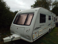 ELDDIS CRUSADER SUPERSTORM 636 FOR SALE - 6 BERTH TWIN AXLE 2006 - PRICE REDUCED