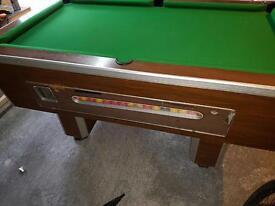 Slate pool table #sold#