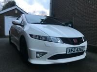 Honda Civic Championship White Type R Limited edition (1 of 600 manufactured)