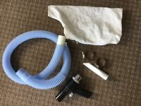 Free post compressor vacuum sucker blower blow gun wood shavings workshop