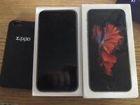 iPhone 6s 16gb Space Grey Unlocked.