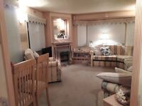 Superb Static Caravan with no fees until 2019 in a beautiful location