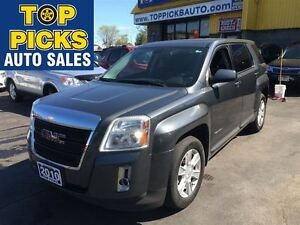 2010 GMC Terrain SLE, AWD, POWER SEAT, ALLOYS AND MORE!