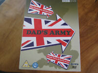 DAD's ARMY -THE COMPLETE COLLECTION DVD BOX SET 14 DISC's