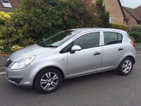 Vauxhall Corsa 1.2 2009 5 door 1 owner with Full Vauxhall Service History
