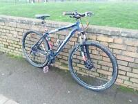 Cannondale Trail 5 29ner Large frame NOT Giant gt carrera boardman specialised