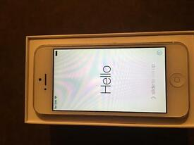iPhone 5 64gb White/Grey