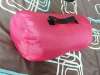 Sleeping sleepover bags