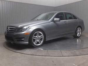 2013 Mercedes-Benz C-Class 350 4MATIC MAGS AMG TOIT CUIR