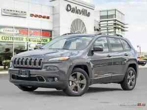 2017 Jeep Cherokee 75TH ANV EDITION | DEMO | REMOTE START | POWE