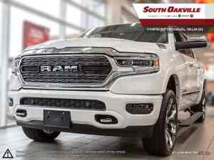 2019 Ram All-New 1500 Limited | TOW GROUP | NAV | VENTED LEATHER
