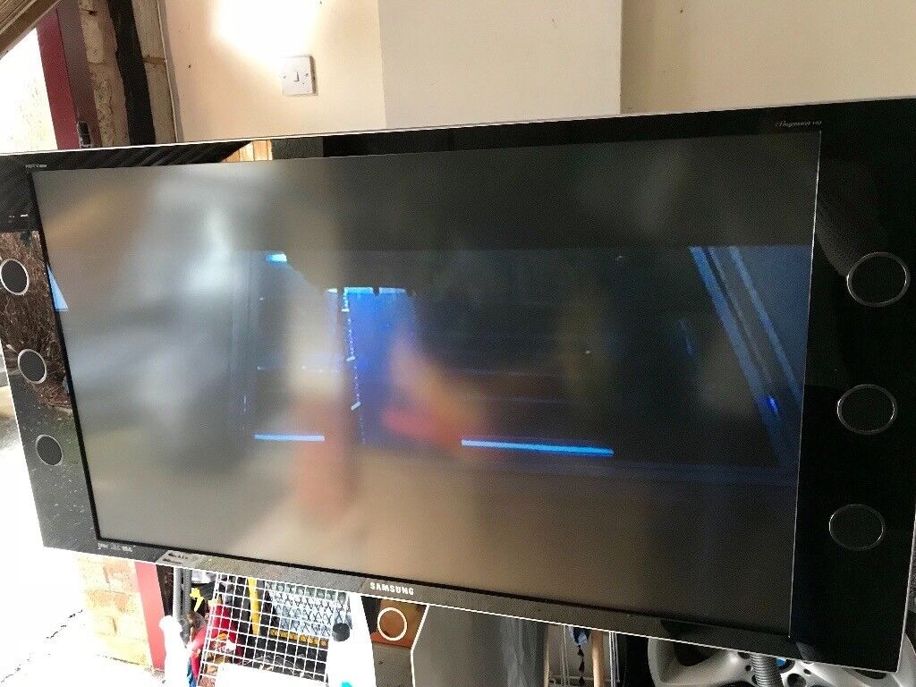 Samsung 50 Inch Tv With Built In Speakers One Integrated