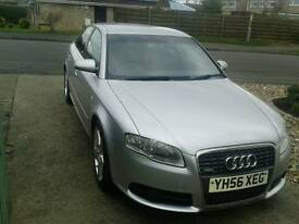 audi a4 s line 2.0tdi leather sat nav