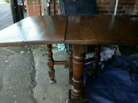 Vintage dining table £30
