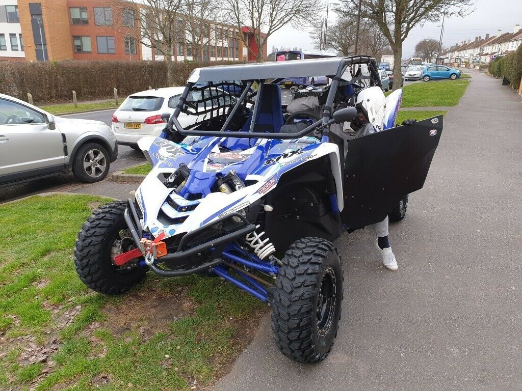 Yamaha Yxz 1000r Road Legal Buggy Only 600 Miles May Px