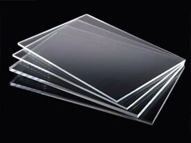 Acrylic / Perspex Sheet Clear UK Made