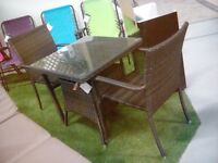 Spring Clearance- Rattan Outdoor Set