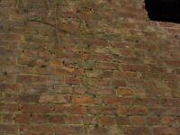 Reclaimed Handmade and wirecut bricks