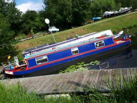 39ft Narrowboat for sale