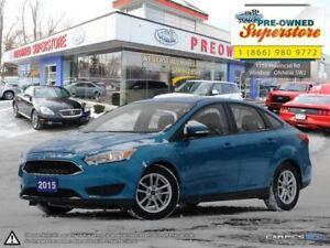 2015 Ford Focus SE >> Heated steering & seats<<<