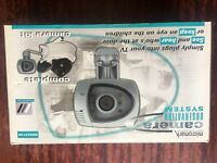 MIcromark CCTV Camera Black and White MM23106 (Working Condition)