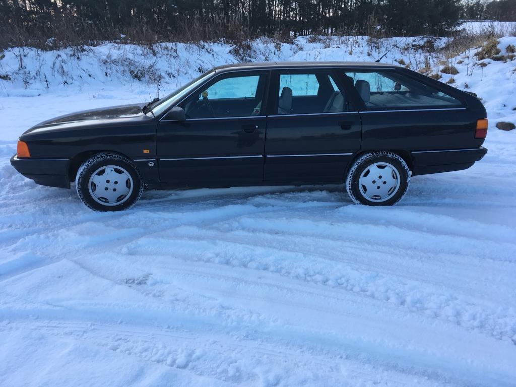 Audi 100 sale/swap