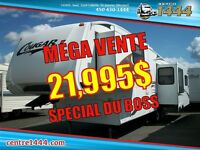 2007 Cougar 311 **IMPECCABLE**