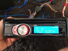 JVC KD R303 stereo