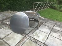 Stainless Steel Garden Fire Pit