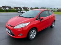 2010 FORD FIESTA 1.2 ZETEC 3DR CLIMATE✅AVERAGE MILES🔥LOW INS!🔥BARGAIN! vauxhall,citreon,a3