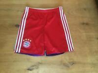 Adidas OFFICIAL FC Bayern Football Shorts