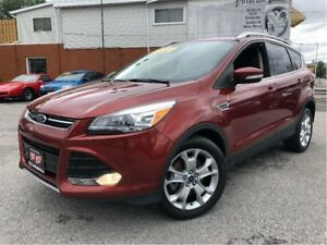 2014 Ford Escape Titanium 4x4 PANORAMA ROOF NAV LEATHER