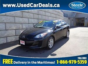 2013 Mazda MAZDA3 GS-SKY Fully Equipped Htd Seats