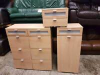 Brentwood 8 drawer chest Talbot and small chest