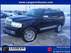 2012 Lincoln Navigator DVD/GPS/4WD/TOIT OUVRANT