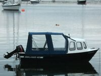Highlander Fastfisher Boat for Sale 4.65m (2007)