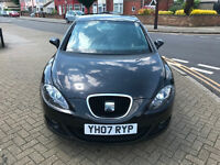 SEAT LEON 2.0 TDI DSG STYLANCE FULL BLACK LEATHER EXCELLENT CONDITION FULL SERVICE HISTORY