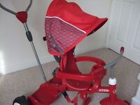 Radio Flyer with stand 4 in 1 Child Trike