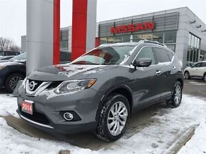 2014 Nissan Rogue SL PREMIUM, SNOWS AND EXTENDED WARRANTY!