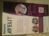 brand new boxed n sealed philips avent ugrow smart baby monitor