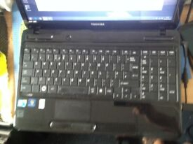 Toshiba Satellite L650-12Q I5 Laptop for sale