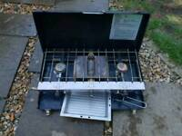 Hi Gear Camping stove and grill