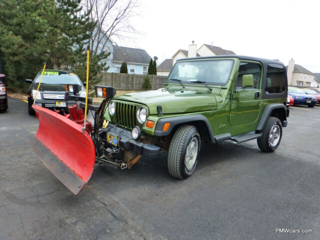 Imagen 1 de Jeep Wrangler green