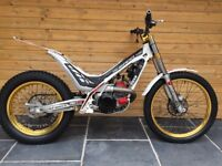 2012 sherco trials motorcycle