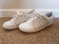 Ladies size 5 1/2 k-swiss trainers
