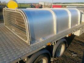Brand new Toyota hilux v4691 m6 sc ifor williams canopy or trailer lid