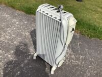 Oil filled radiator, electric