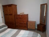 Large double bedroom/own bathroom to let