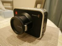 BLACKMAGIC CINEMA CAMERA EF BMCC